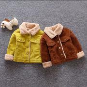 秋冬★♪ キッズファッション★♪ 防寒★♪コート★♪暖かい長袖★♪男の子♪ジャケット★♪洋服