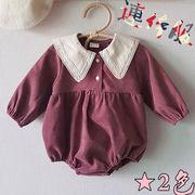 新款★♪キッズファッション★♪連体服★♪長袖の★♪可愛い★ベビー服★♪♪♪
