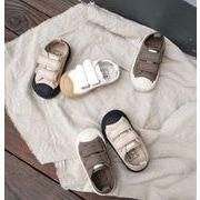 【子供靴】ズック靴 スニーカー シューズ 秋 キッズ靴 ブーツ カジュアル系 女の子 男の子