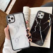 iphone ケース マーブル ストーン iPhone 11 ケース