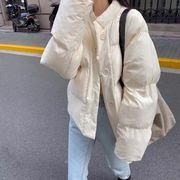 【NEW】シンプルペディンダウン ショート 韓国 韓国ファッション 秋冬 アウター ジャケット ペディン