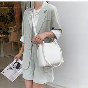 「高品質・即納 」怠惰な風 個性 気高い おしゃれな トレンド ショルダーバッグ  ハンドバッグ