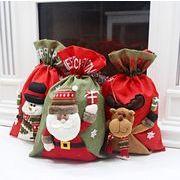 ラッピング袋 ギフト袋 クリスマスバッグ クリスマス飾り クリスマス用品
