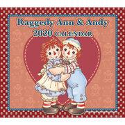 ラガディ・アン&アンディ 2020年壁掛カレンダー
