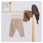 【特価】キッズパンツ 男女兼用 定番キッズ パンツ カジュアル 韓国子供服