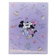 【ポケットファイル】ミッキー & ミニー クリアフォルダー ファッションミニー