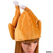 チキンハット【帽子/鶏肉/フード/パーティー/クリスマス/イベント/余興/フライドチキン】