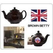 ◆英アソート対象商品◆【英国雑貨】BROWN BETTY(ブラウンベティ)ティーポット