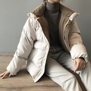 韓国ファッション あたたかアウター