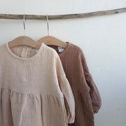 韓国ファッション 韓国子供服 ワンピース冬新作 子供服 スカート トップス