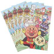 【ポチ袋】アンパンマン お年玉 ポチ袋 5枚セット B パーティー
