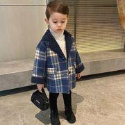2019秋冬新作★子供コート★ジャケット★厚手★暖かい/防寒★男の子/キッズ服