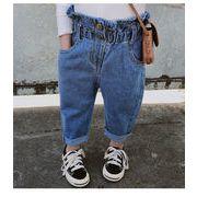 韓国子供服 男女兼用 キッズ アウター 子供用 トップス ズボン ズボン ジーンズ 95-130