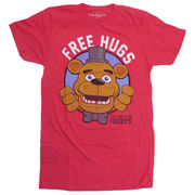 T シャツ FIVE NIGHTS AT FREDDY'S FREE HUGS
