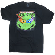 T シャツ TURTLES FACE MASK