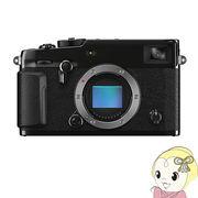 FUJIFILM ミラーレス 一眼カメラ X-Pro3 ボディ [ブラック]