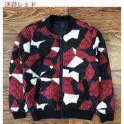 コットンコート 男 秋冬 手厚い ジャケット 十代の若者 野球の襟 韓国風 高校生 レジ