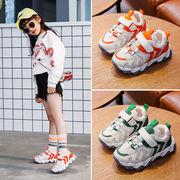 児童 スポーツシューズ ネット 表面 通気 新しいデザイン 男児 春秋 スタイル 靴 何