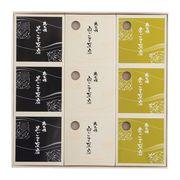 創業250余年京都伏見 魚三楼 ごま豆腐3種セット UO-G(送料無料)【直送品】【Y便】【SG便】