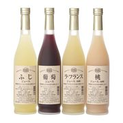りんご村からのおくりもの 信州産フルーツジュース詰合せ MW-4