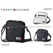 S) 【トミーヒルフィガー】 TH-828B TC090MO9 ショルダーバッグ ザ モト 全3色 メンズ レディース