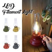 【2020新作】LED フィラメントライト クラシカル アンティーク【インテリア】【防災】