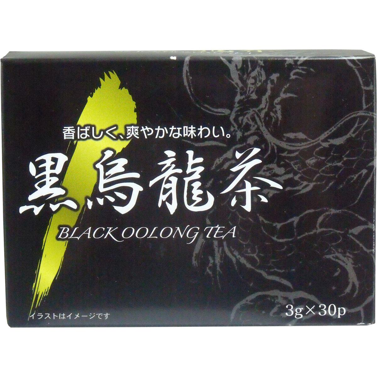 ※黒烏龍茶 3g×30袋入