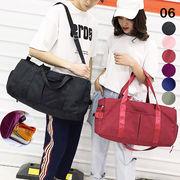 スポーツバッグ 男女兼用 ボストンバッグ ジムバッグ シューズ収納 バッグ 防水ポケット付 即納