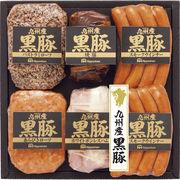 【送料無料】日本ハム 九州産黒豚ギフト NO-50