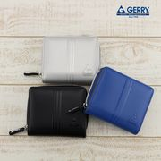 GERRY(ジェリー)ライン&ロゴ型押し2つ折り札入れ 財布