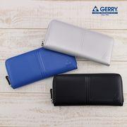 GERRY(ジェリー)ライン&ロゴ型押しウォレット 財布