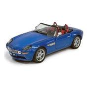 Cararama/カララマ BMW  Z8   ロードスター  ブルー