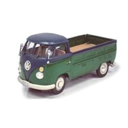 Cararama/カララマ VW  T1  ピックアップ グリーン