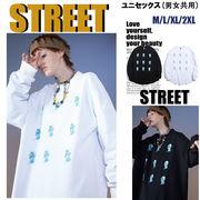 2020春夏新作 ストリート系 原宿系 スウェット ロゴ メンズ 2XL
