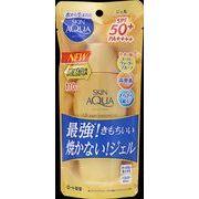 スキンアクア スーパーモイスチャージェル ゴールド 110g 【 ロート製薬 】 【 UV・日焼け止め 】