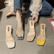 サンダル 靴 女 アウトドア 何でも似合う ファッション 春夏季 新しいデザイン ネット