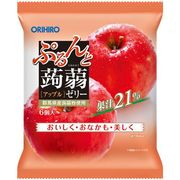 ぷるんと蒟蒻ゼリーパウチ アップル