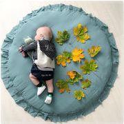 INS北欧雑貨◆店舗装飾◆背景素材◆写真撮影道具◆キッズ毛布 カーペット◆遊びマット 100CM5色