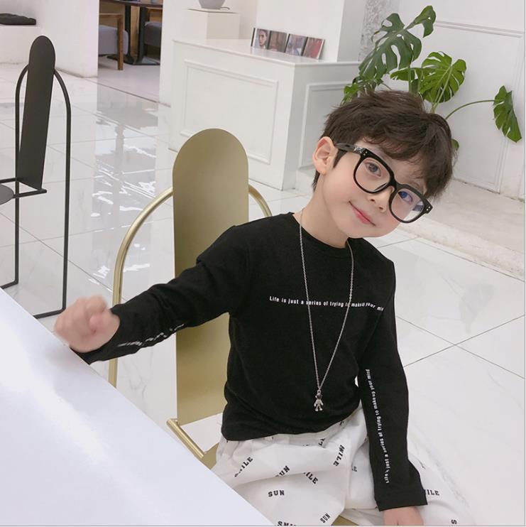 上着 Tシャツ 長袖 キッズ トップス 韓国子供服 2020新作 SALE ファッション動画あり m14698