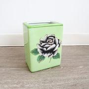 【直送可】アートフラワー・生花 フラワーベース(花瓶) ペン立て