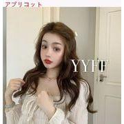 何でも似合う スクエアネック 引きひも 長袖 シフォンシャツ 女 夏 新しいデザイン 韓