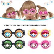 【予約販売】クレイジーアイズ CRAZY EYES 面白眼鏡 TVで人気!
