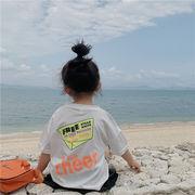 シャツ 半袖 女の子 大人気 キッズ 韓国子供服 2020新作 SALE ファッション