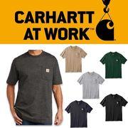 Carhartt CTK87 Workwear Pocket S/S  17474