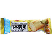 ※1本満足バー ベイクド ハニー&クリームチーズ 1本入