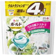 ボールド 洗濯洗剤 ジェルボール3D グリーンガーデン&ミュゲの香り 詰替用 ウルトラジャンボ 60個入