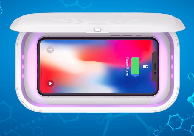 除菌器 マスク滅菌器 UV 除菌ケース 紫外線滅菌器 携帯電話殺菌 スマホ マスク 歯ブラシ細菌消滅