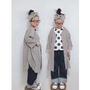 カーディガン トップス 長袖 夏 キッズ 女の子 韓国子供服 2020新作 SALE ファッション