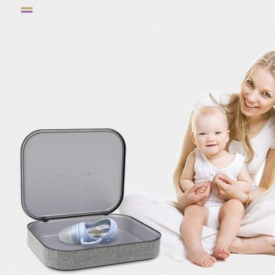便利携帯 紫外線 マスク 内衣 ズボン 消毒機 家庭用 小型哺乳瓶 携帯殺菌機