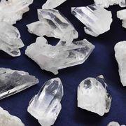 幻の水晶 クリスタル ブラジル トマスゴンサガ産 クラスター 原石 置物 4月誕生石 浄化